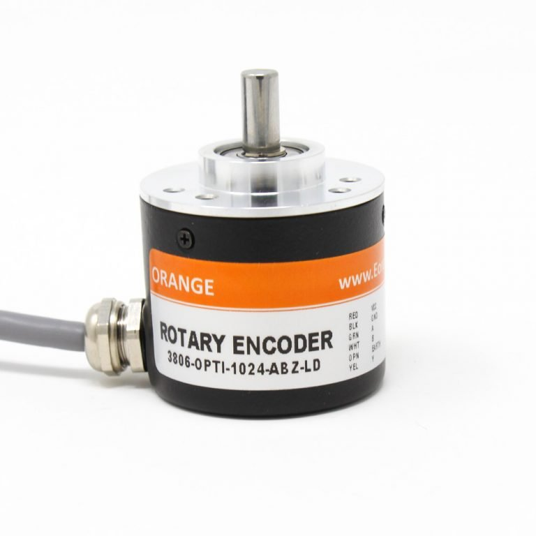 Orange 3806-OPTI-1024-ABZ-LD Rotary Incremental Optical Encoders - ROBU.IN