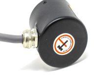 Orange 2500 PPR ABZ 3-Phase Incremental Optical Rotary Orange 2500 PPR ABZ 3-Phase Incremental Optical Rotary Encoder