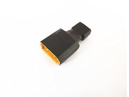 SafeConnect XT90 male to T plug female Connector-1Pcs (2)