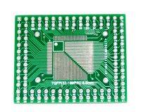 TQFP32446480100 to DIP PCB Board Converter Adapter