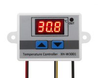 XH-W3001 AC 220V 1500W Digital Microcomputer Thermostat Switch