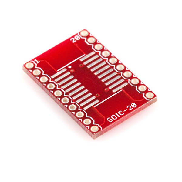 SOIC TO DIP 20 PIN Adapter