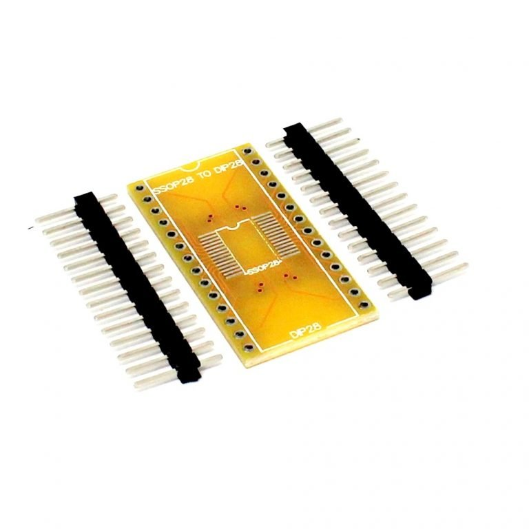 SOP16 SOP28 TO DIP16 DIP28 PCB Adapter