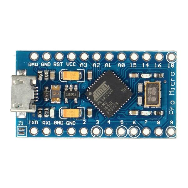5V 16M Leonardo R3 Pro Micro ATmega32U4 Development Board Arduino+free USB cable