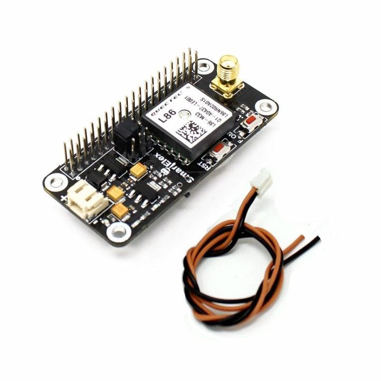 SmartElex GPS HAT for Raspberry Pi