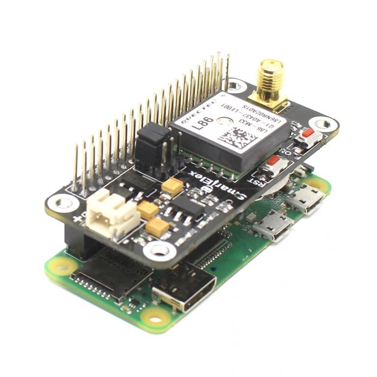 SmartElex GPS HAT for Raspberry Pi