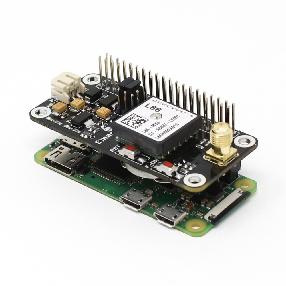 SmartElex GPS HAT for Raspberry Pi - Robu in | Indian Online Store | RC  Hobby | Robotics