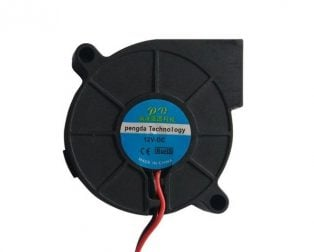 12V DC Turbo blower cooling Fan