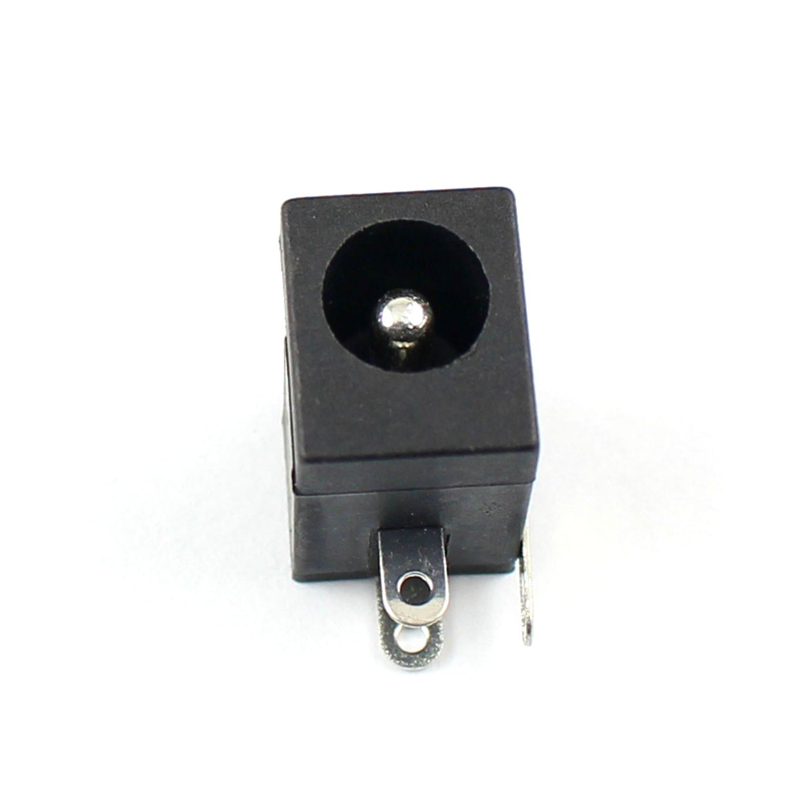 DC-005 5.5x2.1mm Female DC Power Jack Supply Socket -5Pcs.