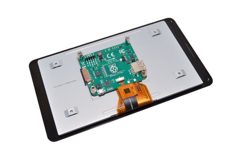"7"" Official Raspberry Pi Display with Capacitive Touchscreen"