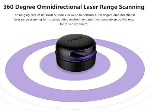 RP LIDAR A3M1 360°Laser Range Scanner