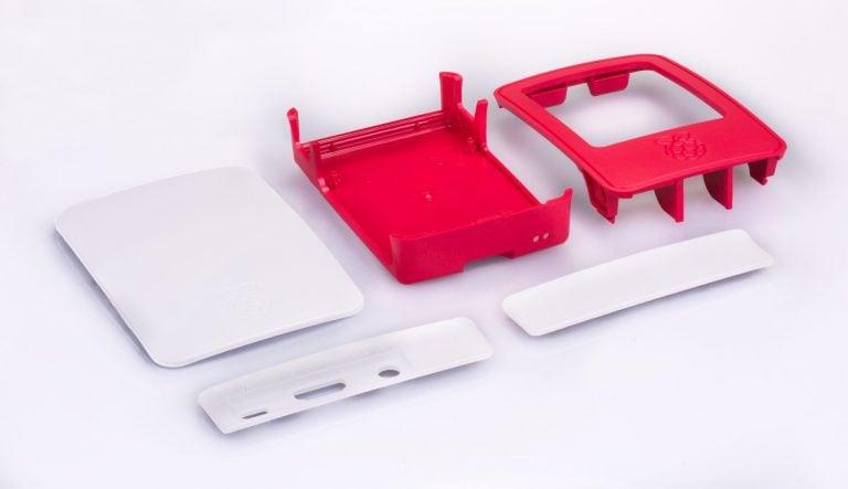 Raspberry Pi 3 Official Case for Raspberry Pi 3Raspberry Pi 3 Official Case for Raspberry Pi 3