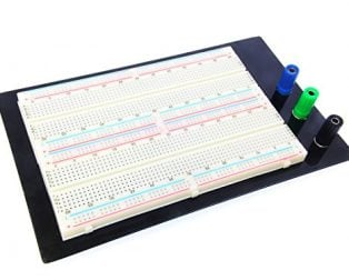 ZY-204 1660 Points Soldless Breadboard