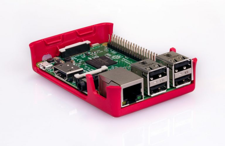 Raspberry Pi 3 Official Case for Raspberry Pi 3