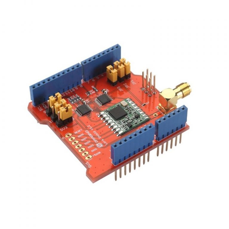 LoRa Shield for Arduino V95