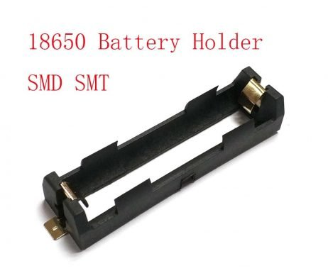 18650 SMD/SMT High-Quality Single Battery Holder