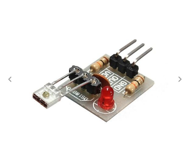 Laser Non-modulator Tub Sensor Receiving Module Laser output High Level