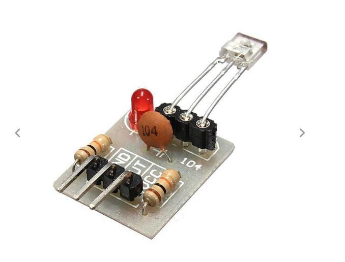Laser Non-modulator Tub Sensor Receiving Module Laser output High Level