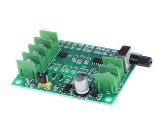5V-12V DC Brushless Driver Board