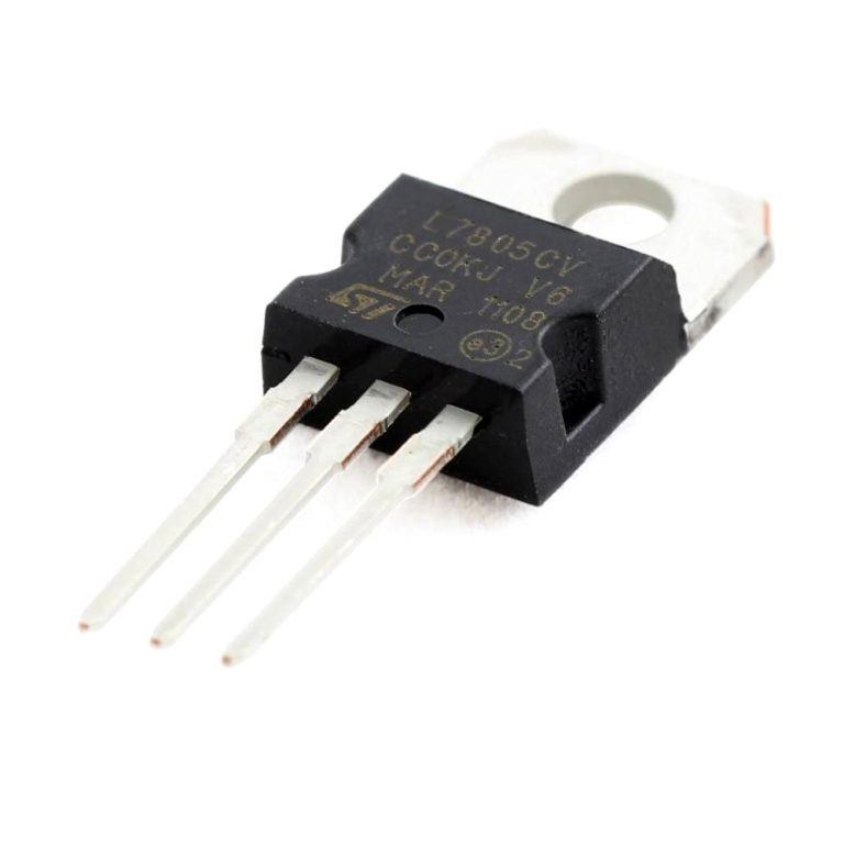 79M05 TO-220-3 Linear Voltage Regulator (Pack of 3 ICs)