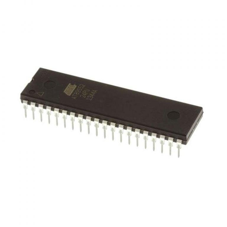 ATMEL AT89S52-24PU DIP-40 Microcontroller