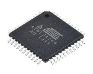 ATmega 16A-AU TQFP-44 Microcontroller