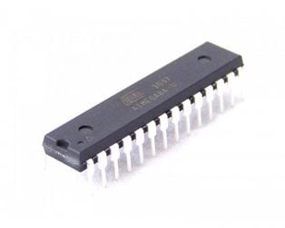 ATmega8A-U PDIP-28 Microcontroller