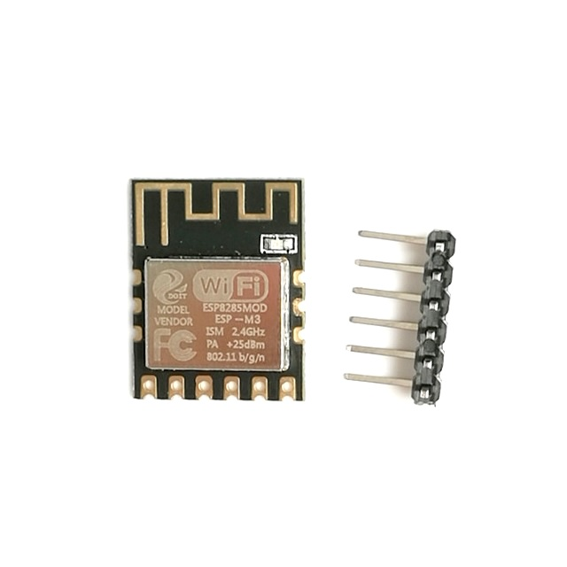 DOIT Mini Ultra-Small size ESP-M3 Serial Wireless WiFi Transmission Module Fully Compatible with ESP8266