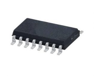 MAX232CSE SOIC-Narrow-16 RS-232 Interface IC (Pack of 2 ICs)