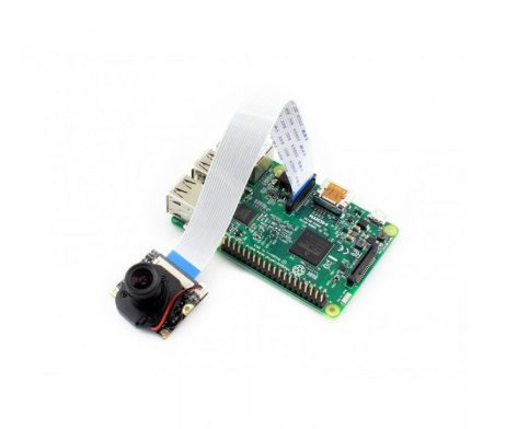 OV5647 5MP 1080P IR-Cut Camera for Raspberry Pi 3 with Automatic Day Night Mode Switching