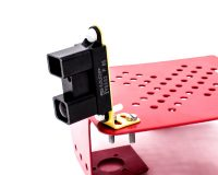 EasyMech Bracket For SHARP GP2Y0A41SK0F, GP2Y0A02YK0F & GP2Y0A21YK0F Distance Measuring Sensor-[Perpendicular]