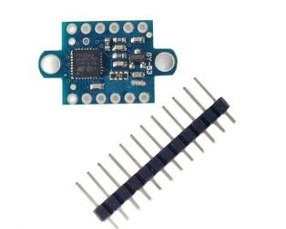 GY-53 VL53L0X Laser ToF Flight Time Ranging Sensor Module