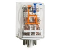 10A switching capability(2C,3C type) Long life(Min.100,000 electrical operations) Industry standard 8 or 11 round terminals Matching sockets available Environmental friendly product (ROHS compliant).