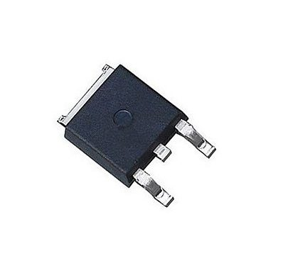 L78M12CDT-TR (TO-252) Linear Voltage Regulators (Pack of 3 ICs)