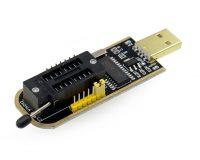 CH341A 24 25 Series EEPROM Flash BIOS USB Programmer with