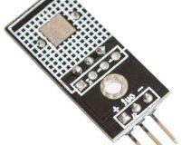 LM35D Analog Temperature Sensor Module + Cable