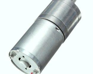 25GA-370 12V/16 RPM DC Gear Motor