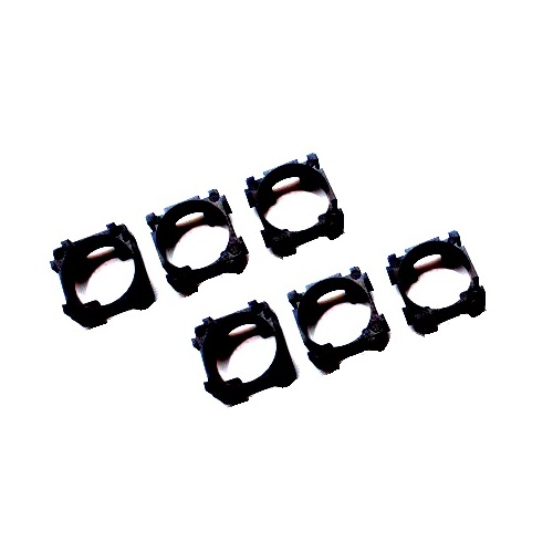 18650 Single Battery Cell Spacer/Holder-6Pcs.
