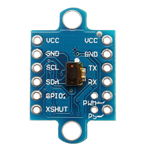 GY-53 VL53L0X Laser ToF Flight Time Ranging Sensor Module, Serial Port PWM  Output - Robu in | Indian Online Store | RC Hobby | Robotics