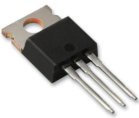 L78M09CV (L7809CV) TO-220 Linear Voltage Regulator (Pack of 3 ICs)