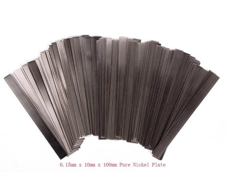 0.15 x 7 x 100 mm 99.96%Pure Nickel Strip