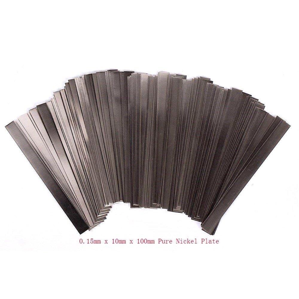 0.15 x 7 x 100 mm 99.96%Pure Nickel Strip