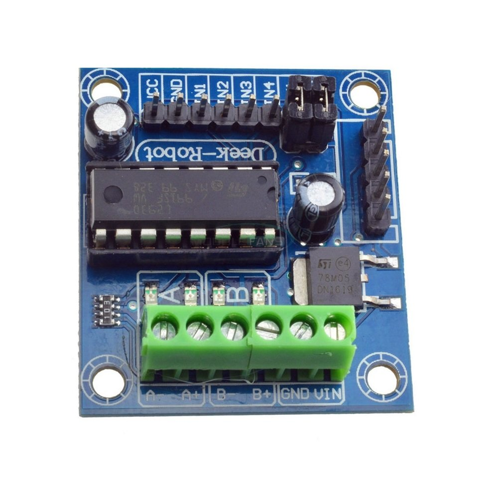 Mini Motor Drive Shield Expansion Board L293D Module for Arduino UNO MEGA  2560 - Robu in | Indian Online Store | RC Hobby | Robotics