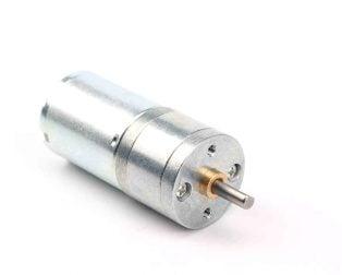 25GA-370 12V/130 RPM DC Gear Motor