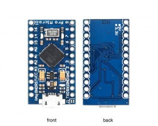 5V/16Mhz Pro Micro ATmega 32U4 Board Bootloader for Arduino Leonardo