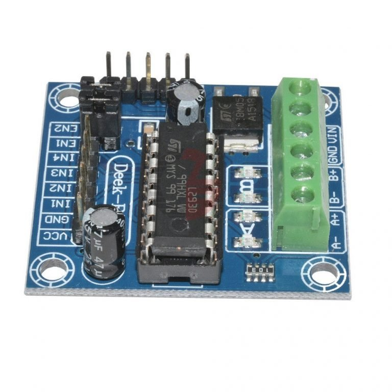 Mini Motor Drive Shield Expansion Board L293D Module for Arduino UNO MEGA 2560