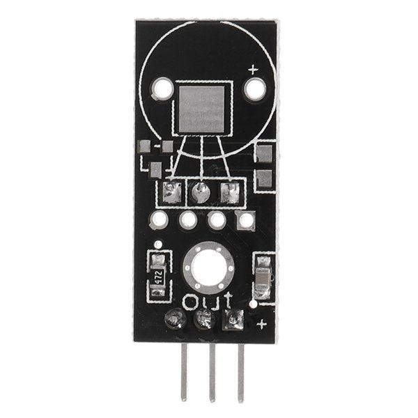 LM35D Analog Temperature Sensor Module + Cable