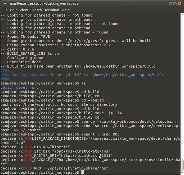 Installation Of Ubuntu Mate And Ros Kinetic On Raspberry