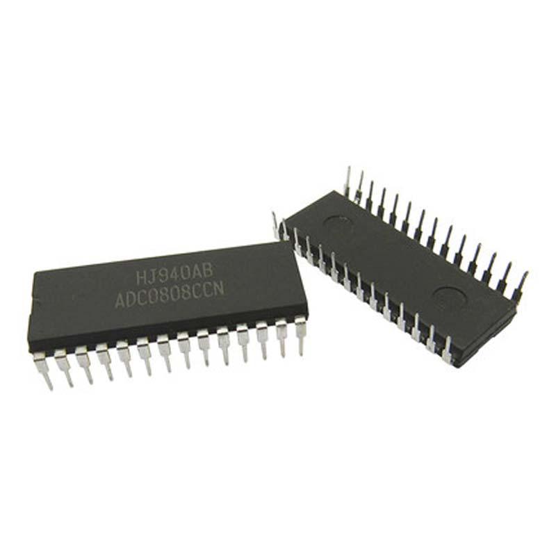 ADC0808CCN PDIP-28 Analog to Digital Converter-ADC