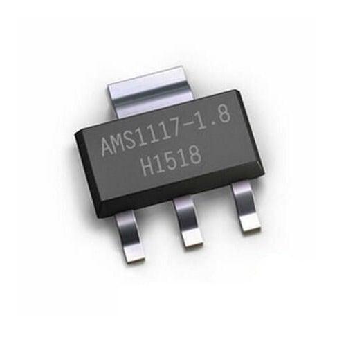 AMS1117-1.8V, 1A, SOT-223 Voltage Regulator IC